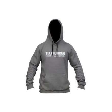 Hoodie Pull Over Grey picture