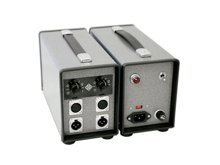 M 910S Dual Tube Microphone Power Supply (C12) picture
