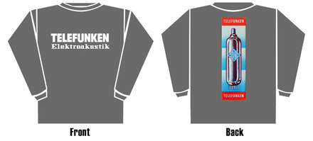 Long Sleeve Tube Box Grey picture