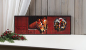 LIGHTED LARGE TRUE LOVE CANVAS