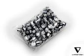 "ES6 Chrome Rivets (Fits 19"" only)"