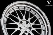 ES1 19X9.5 +22 / 19x10.5+22 5X114.3 Full Polished