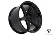 ES2 19x10 +15 / 19x10.5 +12 5X114.3 High Gloss Black