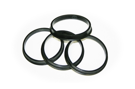 Poly Carbonate Hub Rings picture