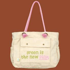 organic diaper bag