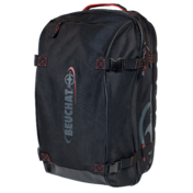 VOYAGER XL - 137 liters -  black - supplied with shoulder straps