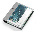 POCKETFIX Self-Adhesive Filing/ Presentation Pocket A4, Transparent