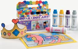 "DotArt Markr. (5-Pk) ""Shimmer"" [Washable] picture"