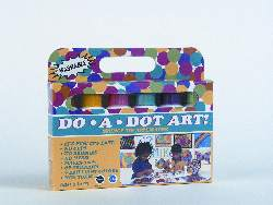 "DotArt Markr. (6-pk) ""Brilliant""      [Washable] picture"