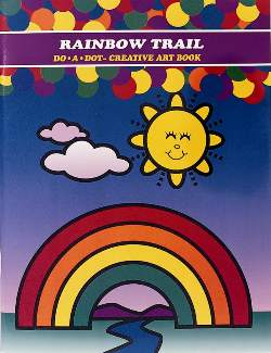 "Rainbow Trail       ""Activity Book"" picture"