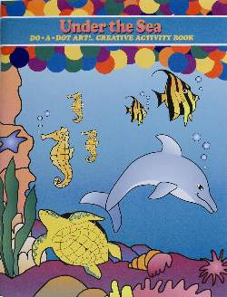 "Under the Sea   ""Activity Book"" picture"