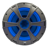 "DM1016S - 10"" Marine Subwoofer with Blue illumiNITE™ LED Lighting"