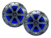 "DMS6516 - 6.5"" 2-Way Marine Speakers   with Blue illumiNITE™ LED Lighting"