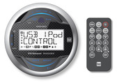 MGH20 - Marine Digital Media Receiver with Control for iPod/iPhone and Pandora