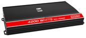 DA6001 - Class D Mono Amplifier