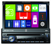 DV704i - DVD Multimedia Receiver with Direct USB Control for iPod/iPhone