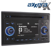 X2DMA500 - Multi-Format CD Receiver with Full Graphic LCD and Built-in Bluetooth®