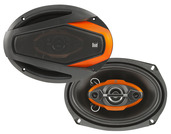 "DLS6940 -  6"" x 9"" 4-Way Speakers"