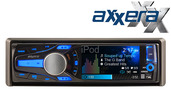 "AXM230 - Multi-Format Mechless Receiver with 3"" QVGA LCD"