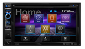 "DV605 - DVD Receiver with 6.2"" Touch Screen Display"