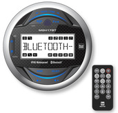 MGH17BT - Gauge Hole Media Receiver with Bluetooth®
