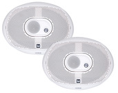 "DMS369 - 6"" x 9"" 3-Way Marine Speakers"