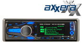 AXD330 - Multi-Format CD Receiver with Full Graphic LCD and RGB Custom Colors