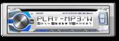 MXD420BT - Marine CD Reciever with Bluetooth