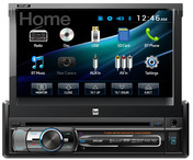 DV516BT - DVD Multimedia Receiver with Built-in Bluetooth®