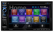 DV625BH - DVD Receiver with Built-In Bluetooth® & HDMI Input