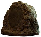 "LUR66E - 6.5"" Architectural Outdoor Rock Speaker"