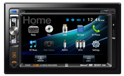 DV526BT - DVD Multimedia Receiver with Built-in Bluetooth®