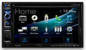 DV635MB -  DVD Receiver with Built-In Bluetooth® and 2-Way DualMirror™