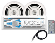 """MCP1237BT -  Digital Media Receiver with Bluetooth®  Antenna and 6.5"""" Speakers"""