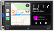 """DMCPA70 - 7"""" Multimedia Receiver with Apple CarPlay and Android Auto"""