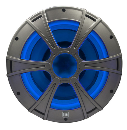 "DM1016S - 10"" Marine Subwoofer with Blue illumiNITE™ LED Lighting picture"