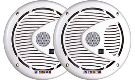 "DMS652 - 6.5"" 2-Way Marine Speakers"