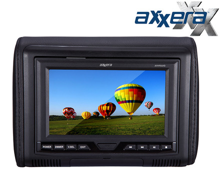 """AVH904HD - Universal 9"""" Headrest Monitor with DVD Player and HDMI Input picture"""