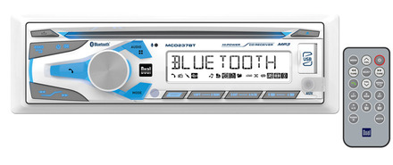 MCD237BT - Marine CD Receiver with Built-in Bluetooth picture