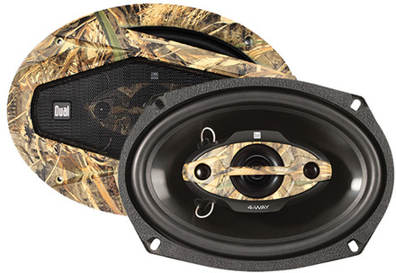 "CMX5694 - Realtree MAX5 Camo 6"" x 9"" 4-Way Speakers picture"