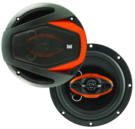 "DLS6540 -  6.5"" 4-Way Speakers picture"