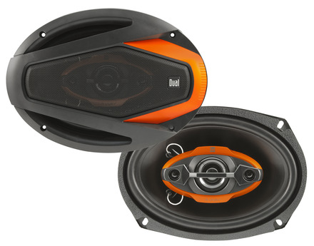 "DLS6940 -  6"" x 9"" 4-Way Speakers picture"