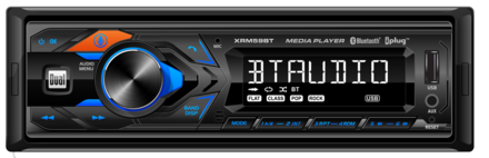 XRM59BT - Digital Media Receiver with Bluetooth and Voice Activation Button picture