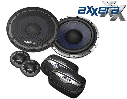 """AS65C - 6.5"""" Component Speaker System picture"""