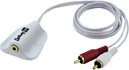 IP35WG - iplug Headphone Jack to RCA Adapter picture