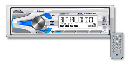 MXD337BT - Marine Digital Media Receiver with Built-in Bluetooth picture