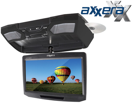 """AVC104HD - Universal 10.1"""" Flipdown Monitor with DVD Player and HDMI Input picture"""