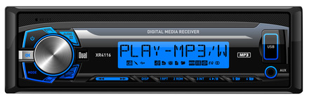 XR4116 - Mechless Digital Receiver with USB and 3.5mm Inputs picture
