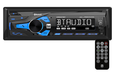 XRM47BT - Digital Media Receiver with Bluetooth picture