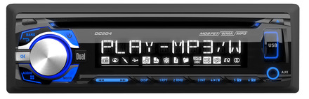 DC204 - CD Receiver with Front Panel USB and 3.5mm Inputs picture